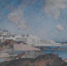 Low Tide St. Malo