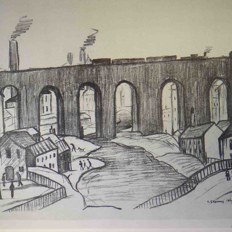 The Viaduct, Salford
