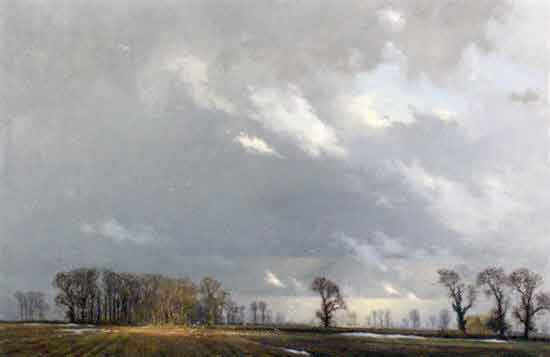 Study of Clouds and Sunlight
