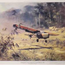 656 squadron Auster, Malaya