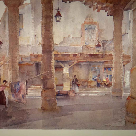 Market Hall, Cordes