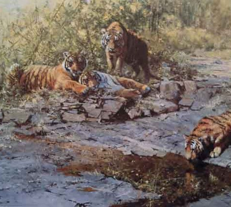 Tigers of Bandhagarh