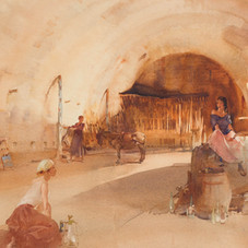 An Angevin Interior