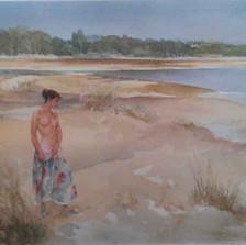 Carlotta on the Loire