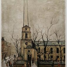St. Luke's Church, London