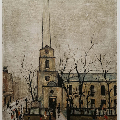 St. Luke's Church, London
