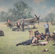 At Readiness, Summer of 1940