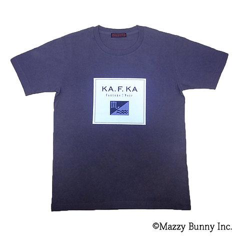 CL-101 KA.F.KA T-shirt 【Fantome Noir】Men's