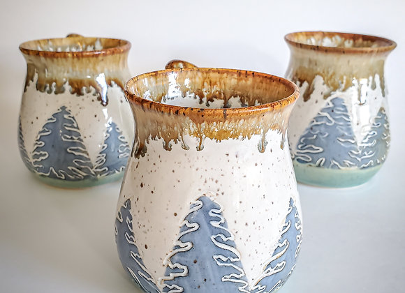 Tree test mugs