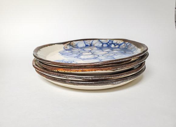 Snack Plate, Atlantic Ocean bubble