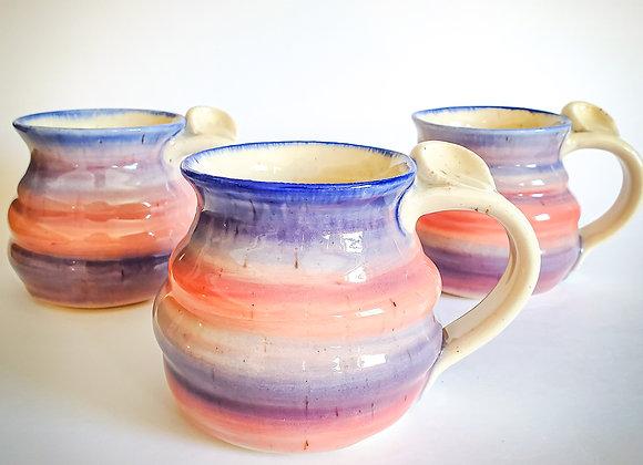 Pink & Purple mug