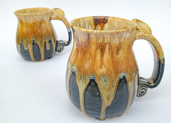 Moody Caramel, Mug,  500mls