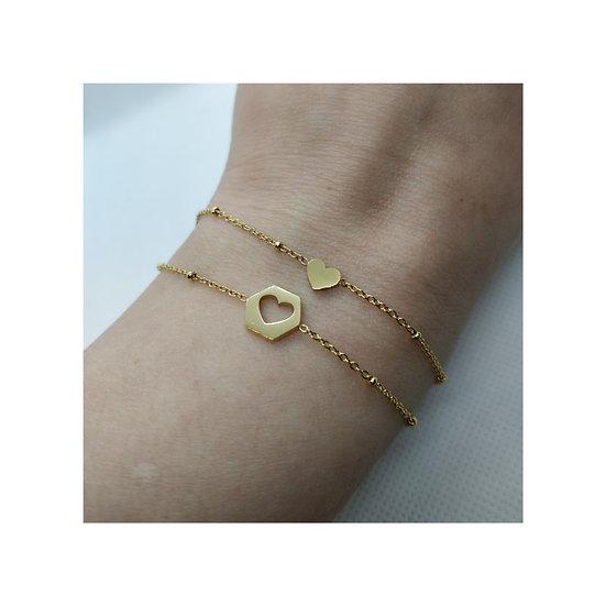 LOVE-armbandjes