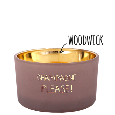 Sojakaars - Champagne please!