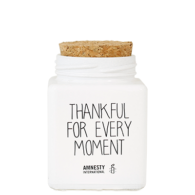 Sojakaars - Thankful for every moment