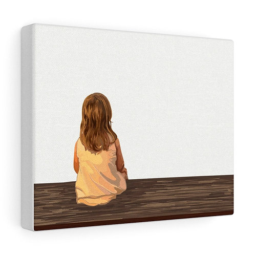 Tilly 2 - Canvas Gallery Wraps