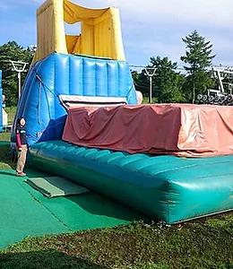 アミーチジャンプ!意外と大きい!?
