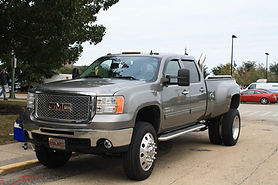 Truck Topper Installation