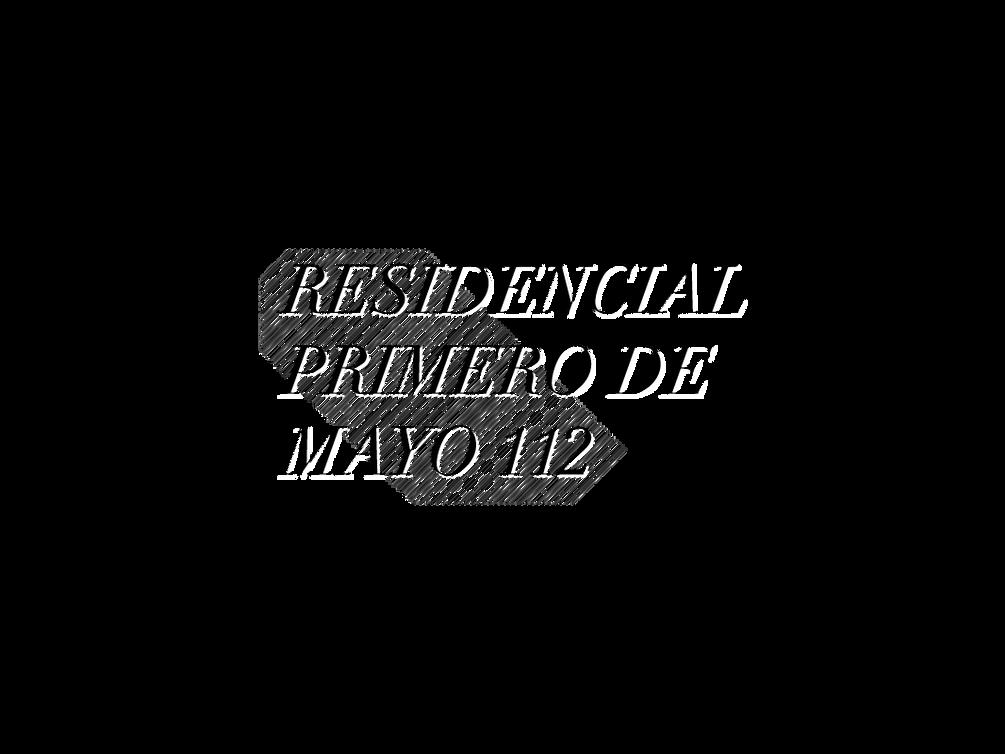 Residencial Primero de Mayo 112