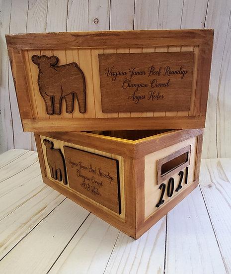 Livestock Buyer's Thank You Gift Box