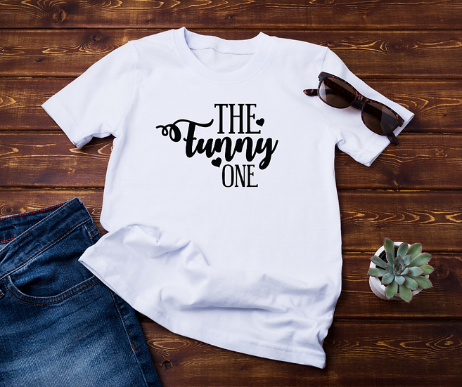 The Funny One - Adult and Youth Unisex T-Shirt