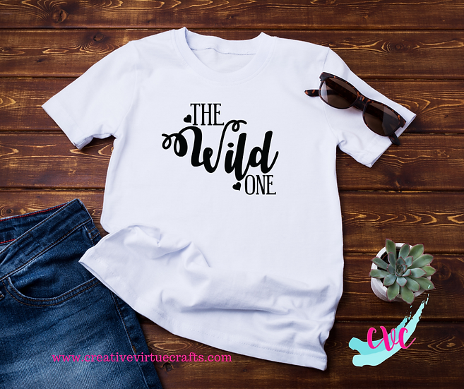 The Wild One - Adult and Youth Unisex T-Shirt