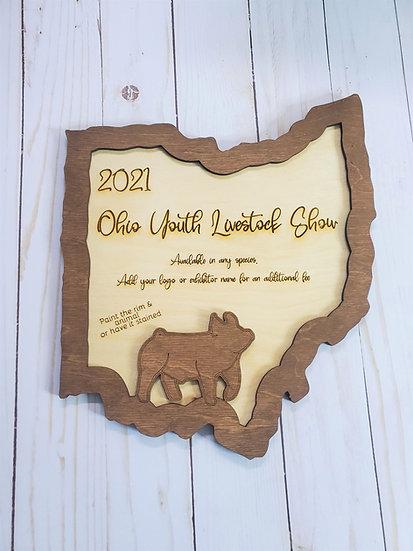 State Layered Livestock Species Award