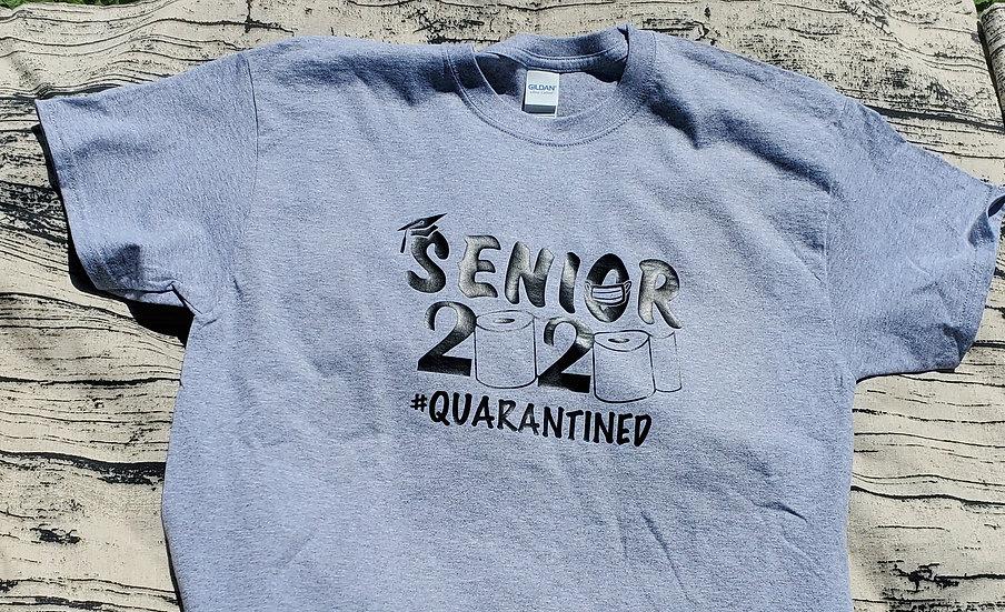 2020 Senior Toilet Paper T-Shirt