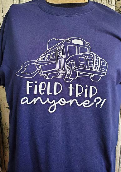 Magic School Bus Teacher Field Trip T-Shirt