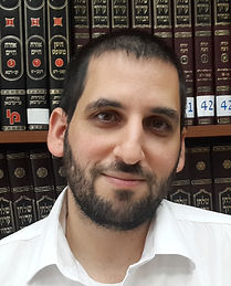 הרב נדב טייכמן | טוען רבני בבית הדין