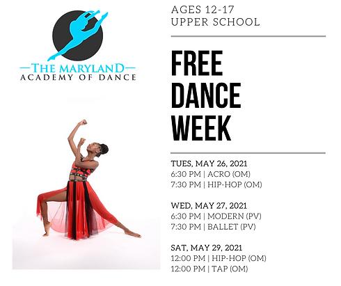 FREE DANCE WEEK _ UPPER SCHOOL.png
