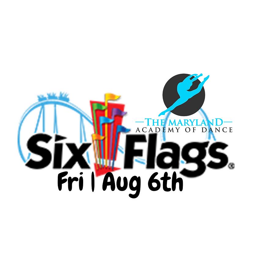 SIX FLAGS FIELDTRIP