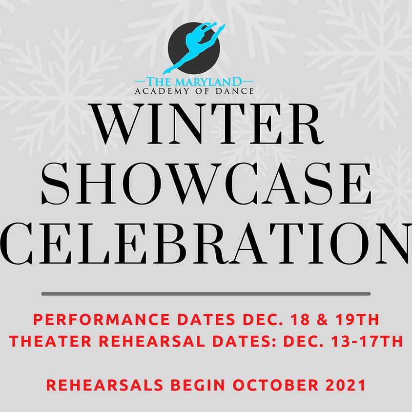Winter Celebration Showcase
