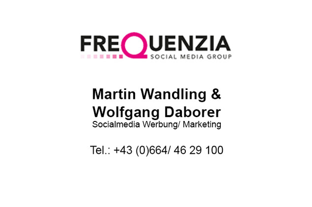 Socialmedia Frequenz