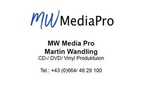 MW Media Pro Martin Wandling