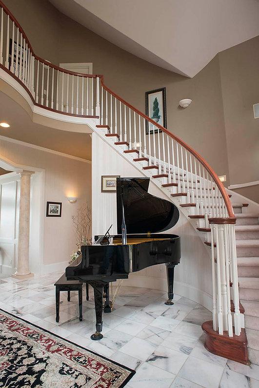 Grand Piano Entrance