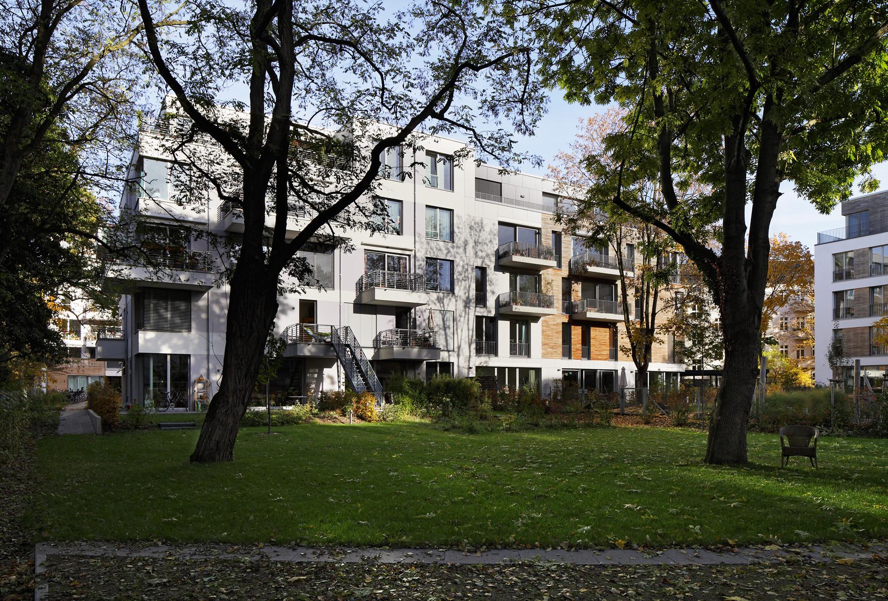 Gartenhäuser G13,14