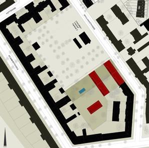 Städtebaulicher Entwurf G13-G14