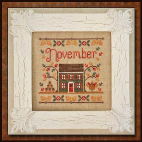 Cottage of the Month November
