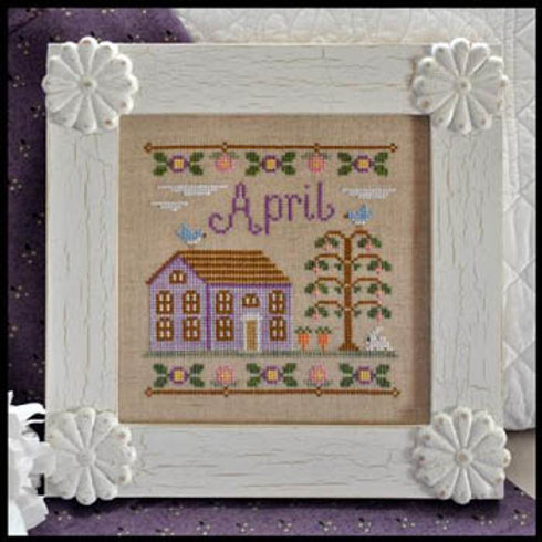 Cottage of the Month April