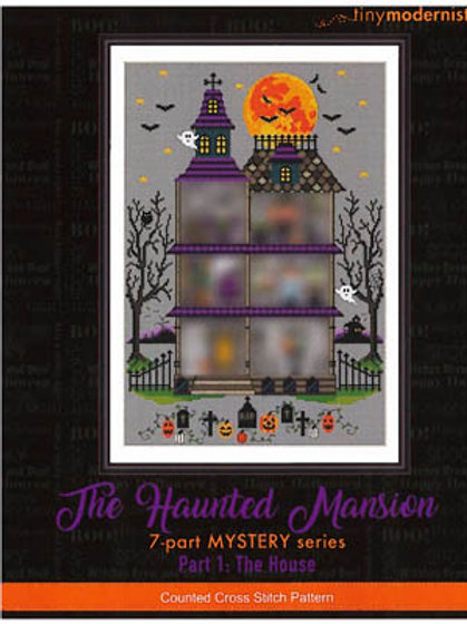 Haunted Mansion Part 1
