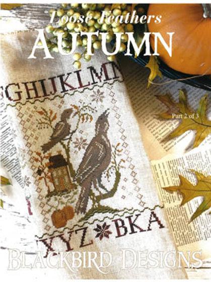 Loose Feathers -Autumn