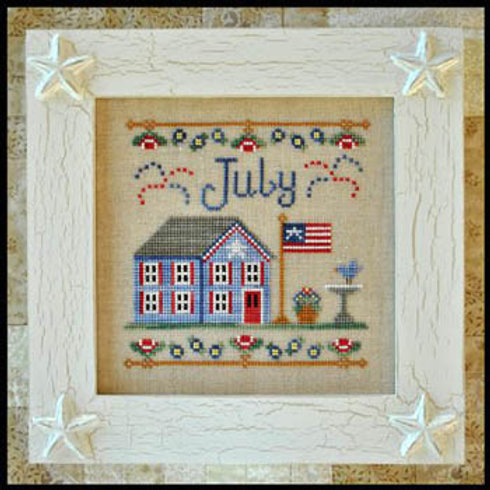 Cottage of the Month July