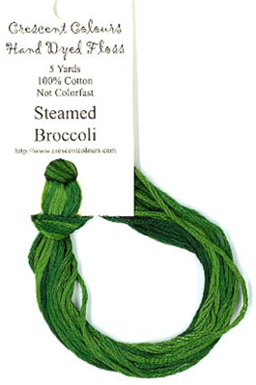 Classic Colorworks Steamed Broccoli