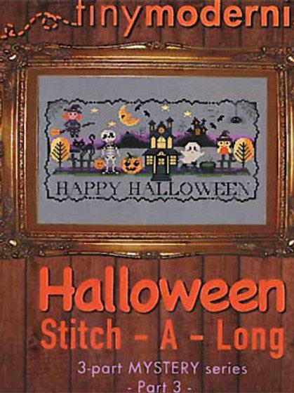 Halloween Stitchalong Part 3