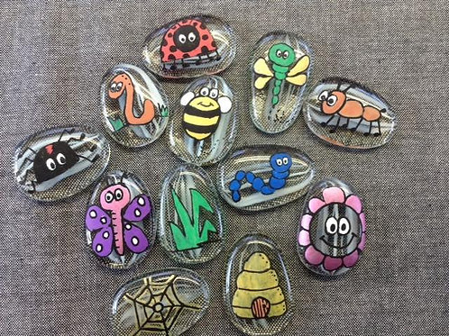 Story Stones Bugs Tales