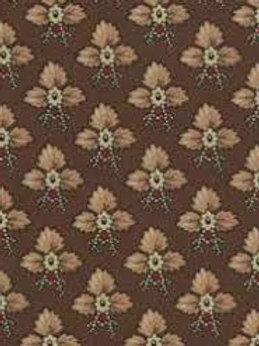 Collectiion for a Cause  Community brown with flowers