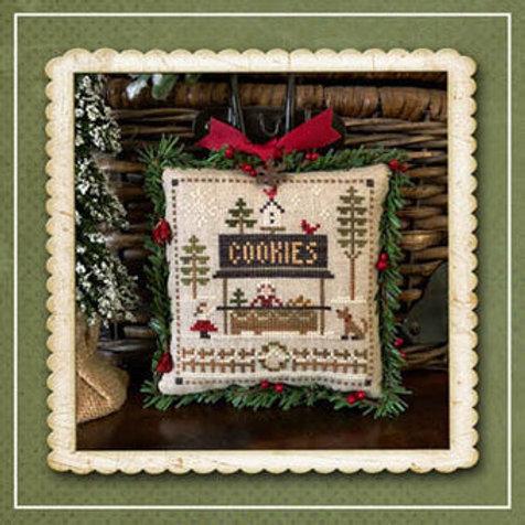 Jack Frost's Tree Farm 7 Cookies