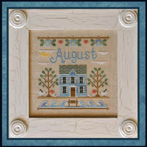 Cottage of the Month August