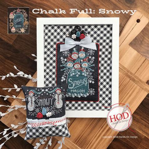 Snowy - Chalk Full
